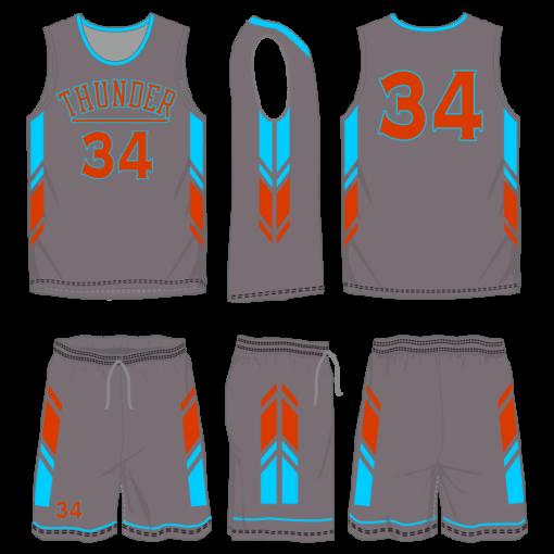 Баскетбольная форма