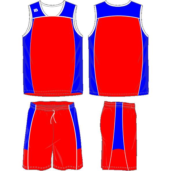 Детская баскетбольная форма