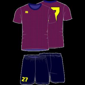 Пошив детской футбольной формы