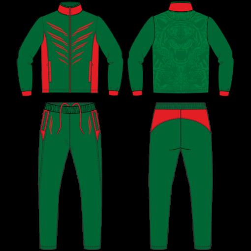 пошив спортивных костюмов