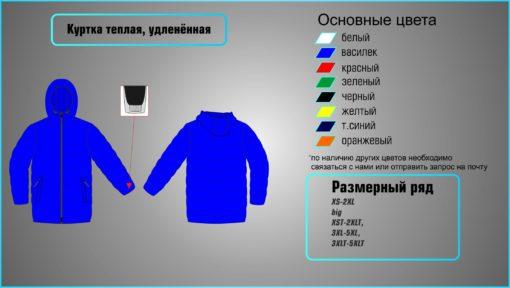 пошив курток на заказ