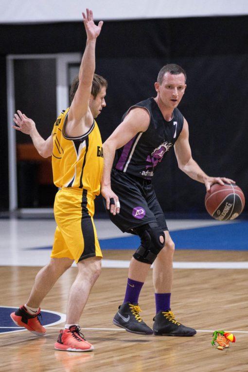 Баскетбольная двухсторонняя форма