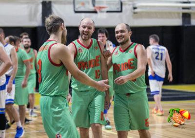 Баскетбольная форма на заказ для команды Pride