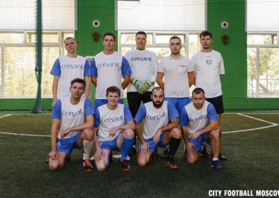 Футбольная форма Cersanit