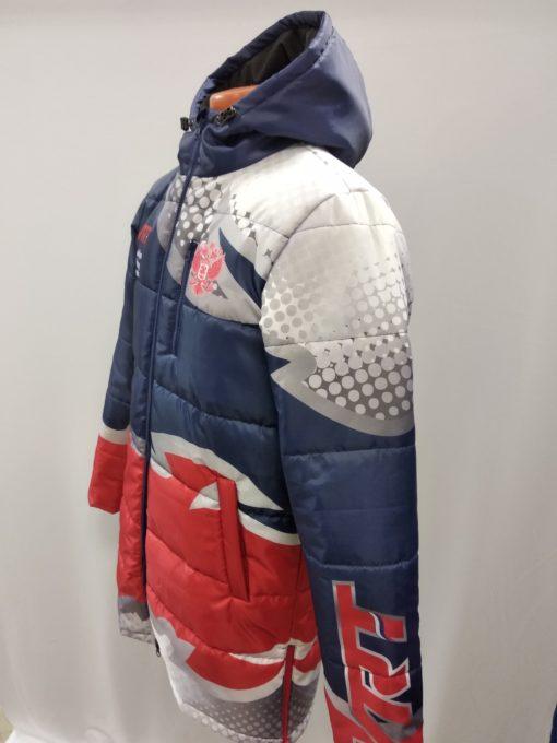 пошив зимней куртки