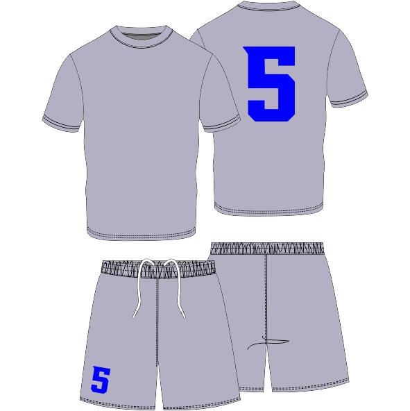 футбольная форма на заказ с нанесением номера
