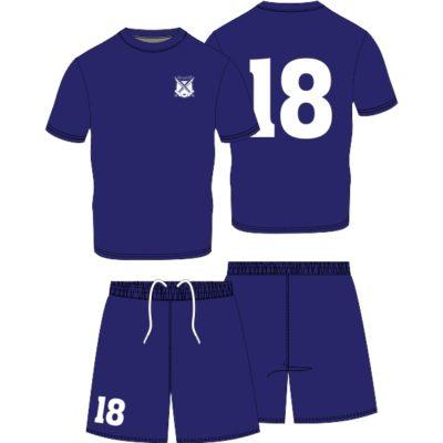 футбольная форма на заказ с номером и логотипом