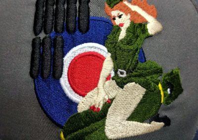 Бейсболки с вышивкой на заказ