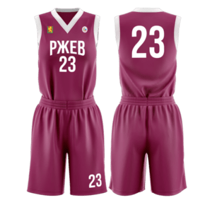 Женская баскетбольная форма на заказ