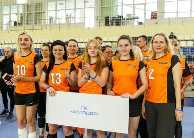 Волейбольная форма для женских команд