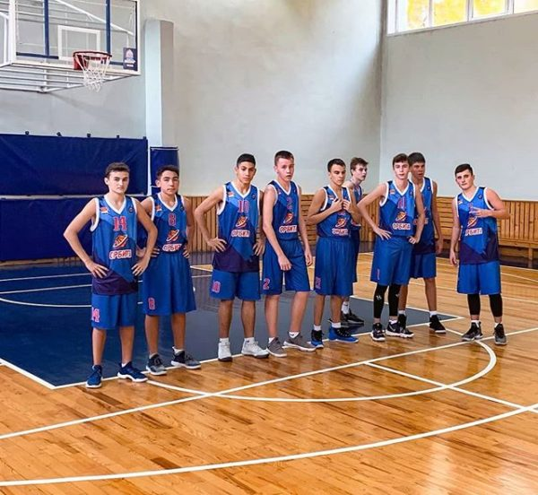 Баскетбольная форма для команд