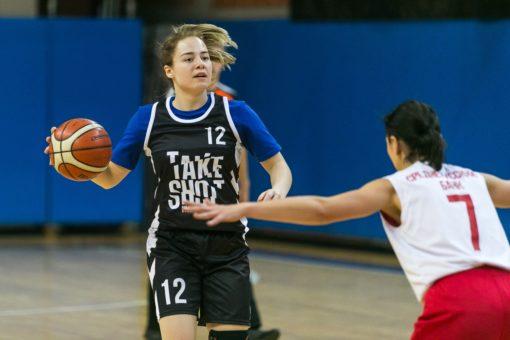 Производство женской баскетбольной формы