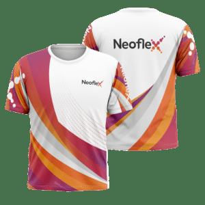 Корпоративные футболки для бега