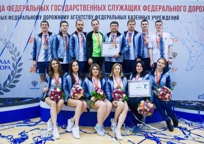 Парадные костюмы Росавтодор