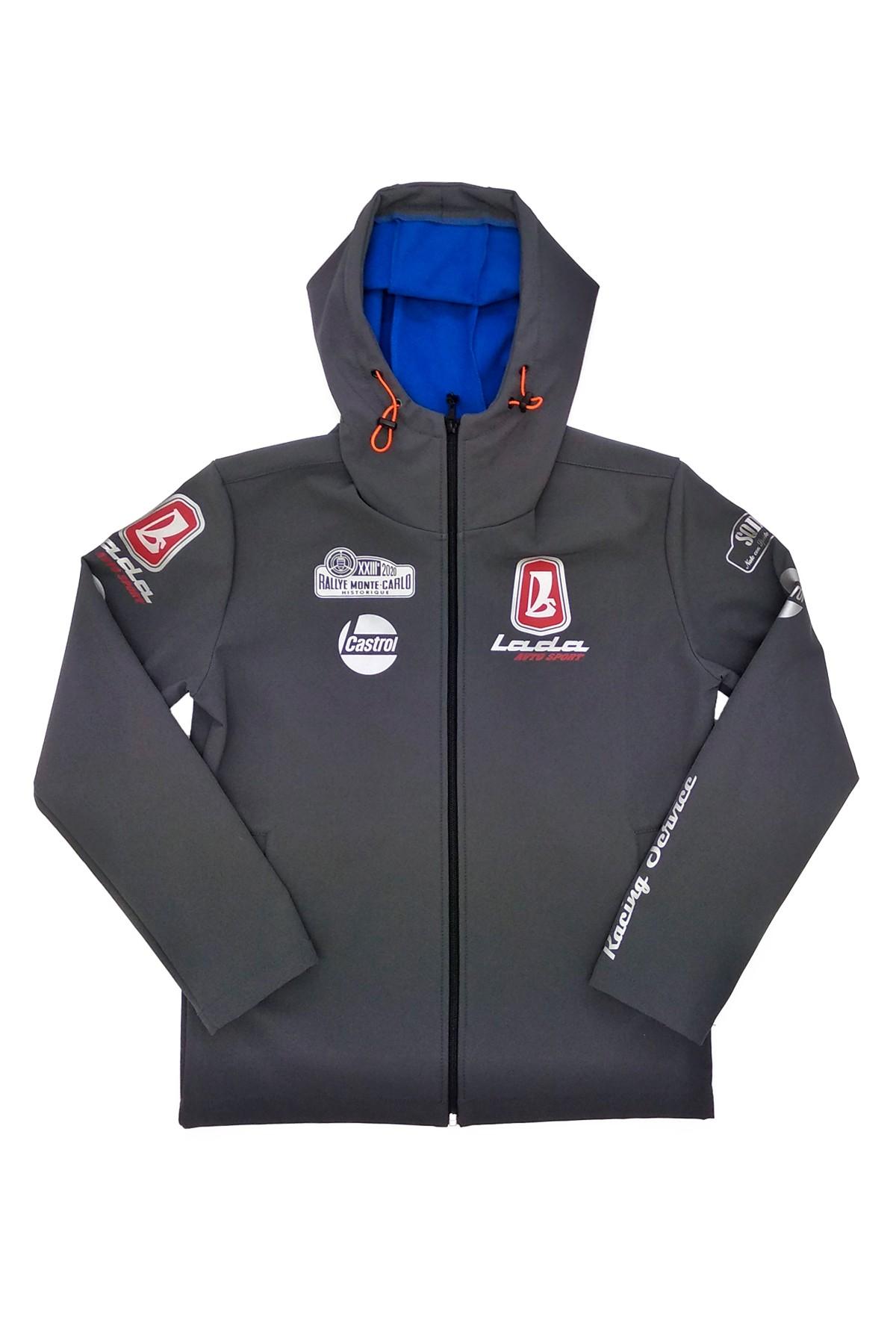 Куртка Lada для ралли Monte-Carlo