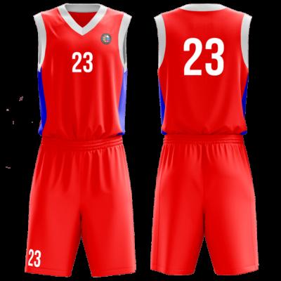 Баскетбольная форма с логотипом и номерами