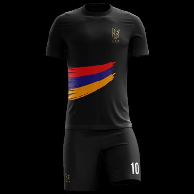 Футбольная форма с индивидуальным дизайном