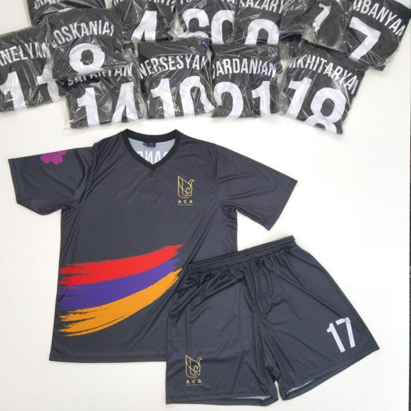 Футбольная форма АСА