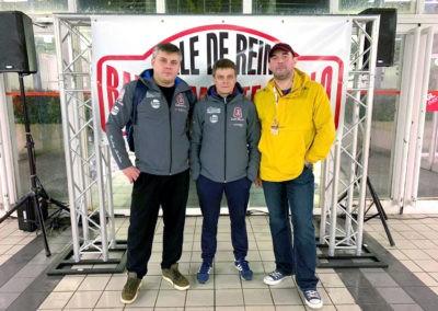 Куртки для экипажа на Rally Monte Carlo