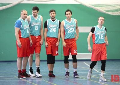 Баскетбольная форма для БК Надежда