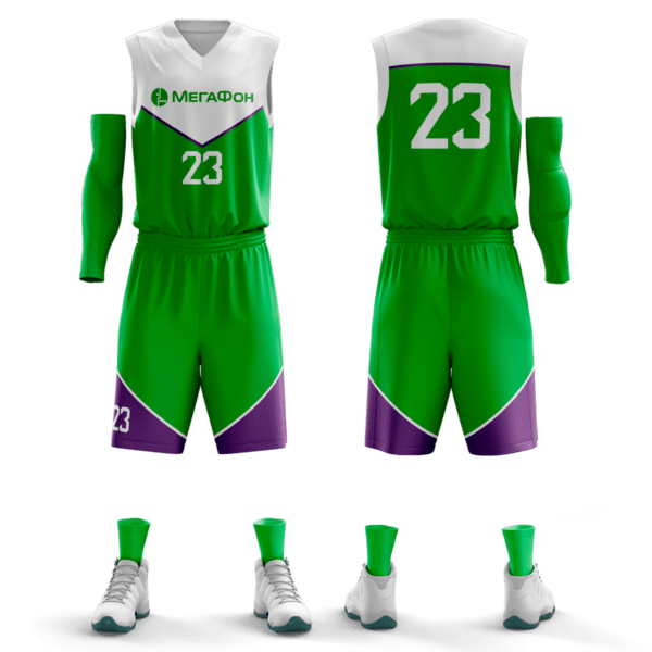 Изготовление баскетбольной формы